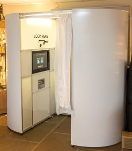 Large Photobooth For Big Groups Southend Wedding Essex