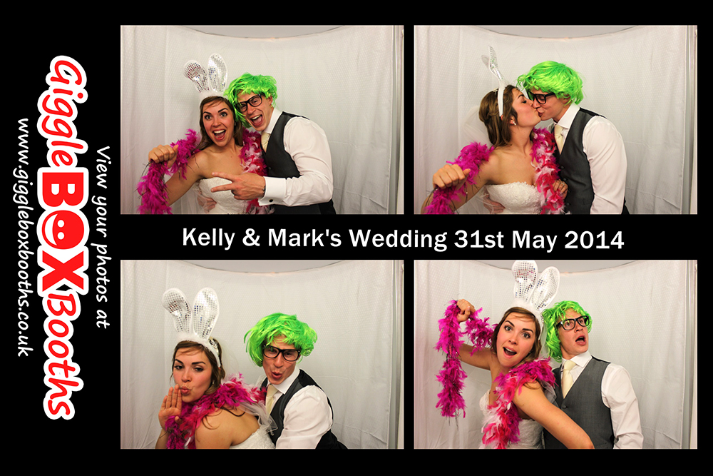 Wedding photo booth to rent in Essex