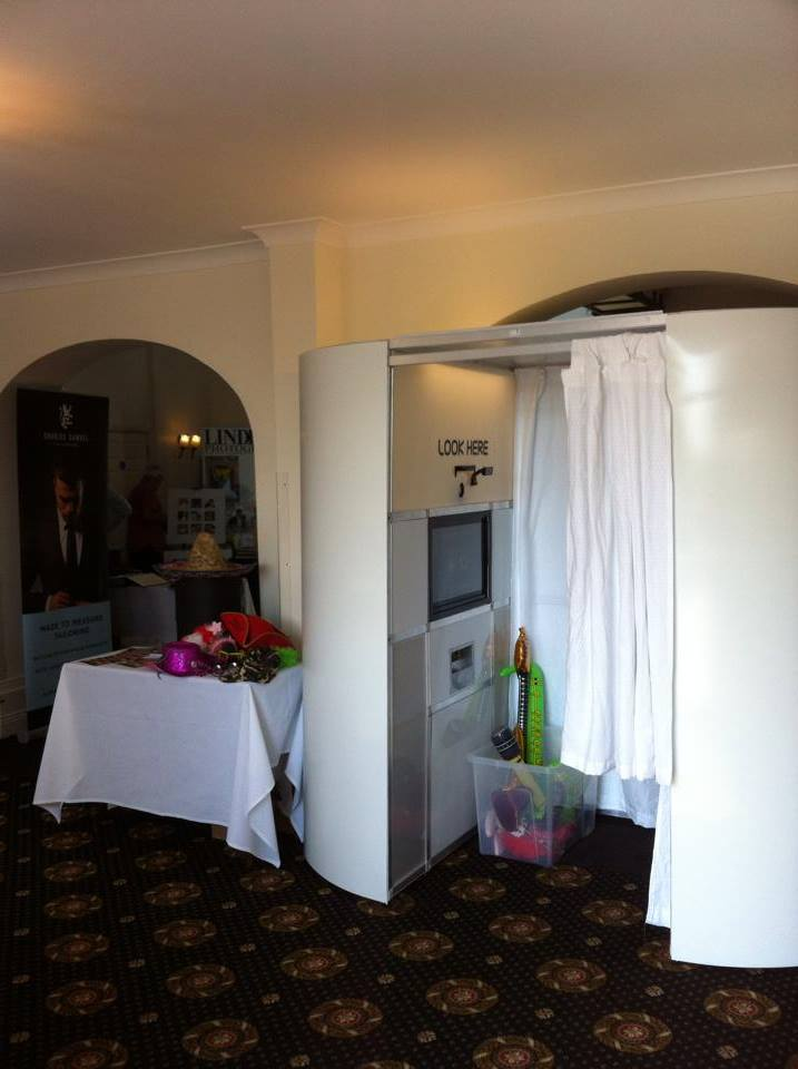 Photobooth hire at De Rougemont Manor Brentwood