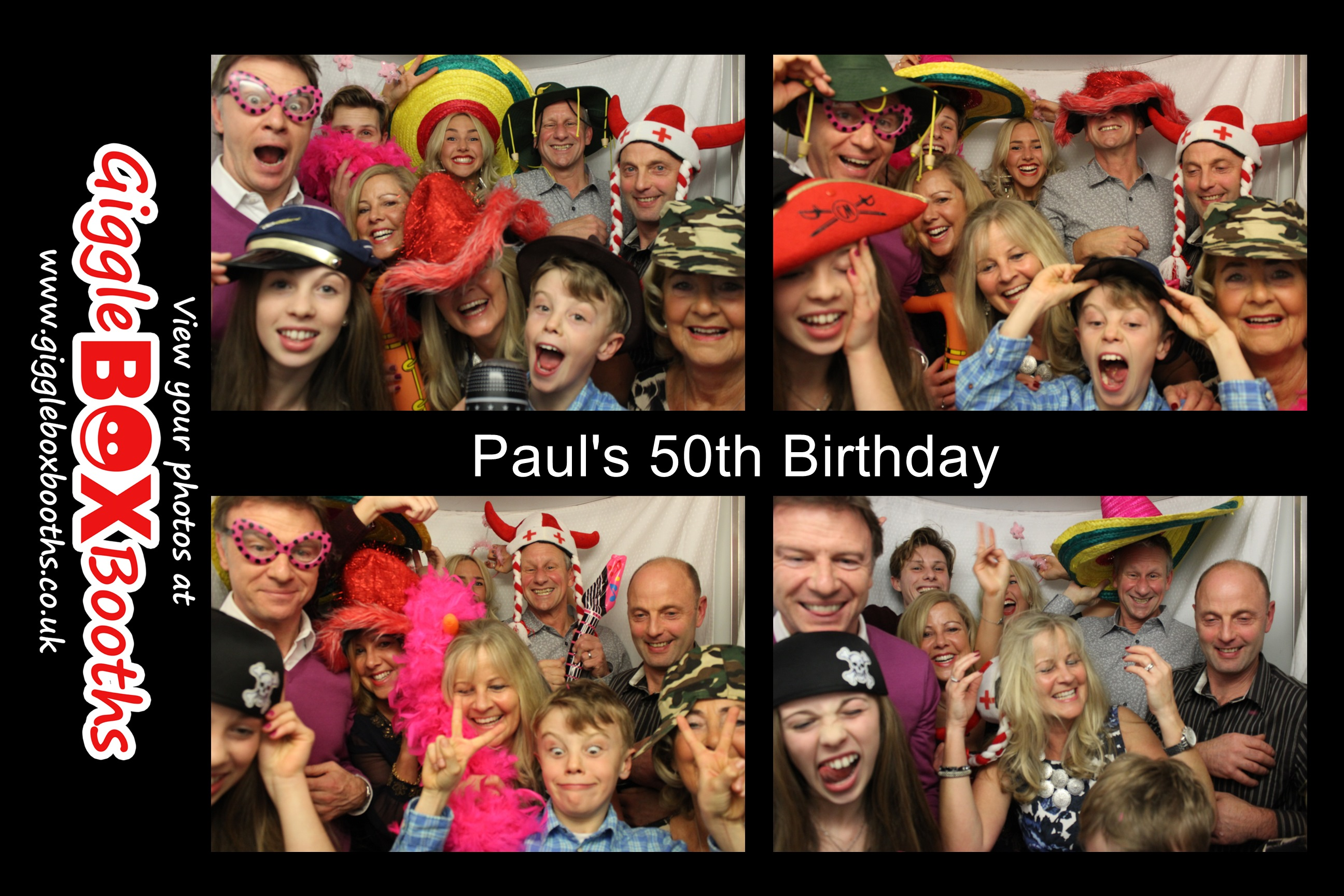 Photobooth hire in Hertford