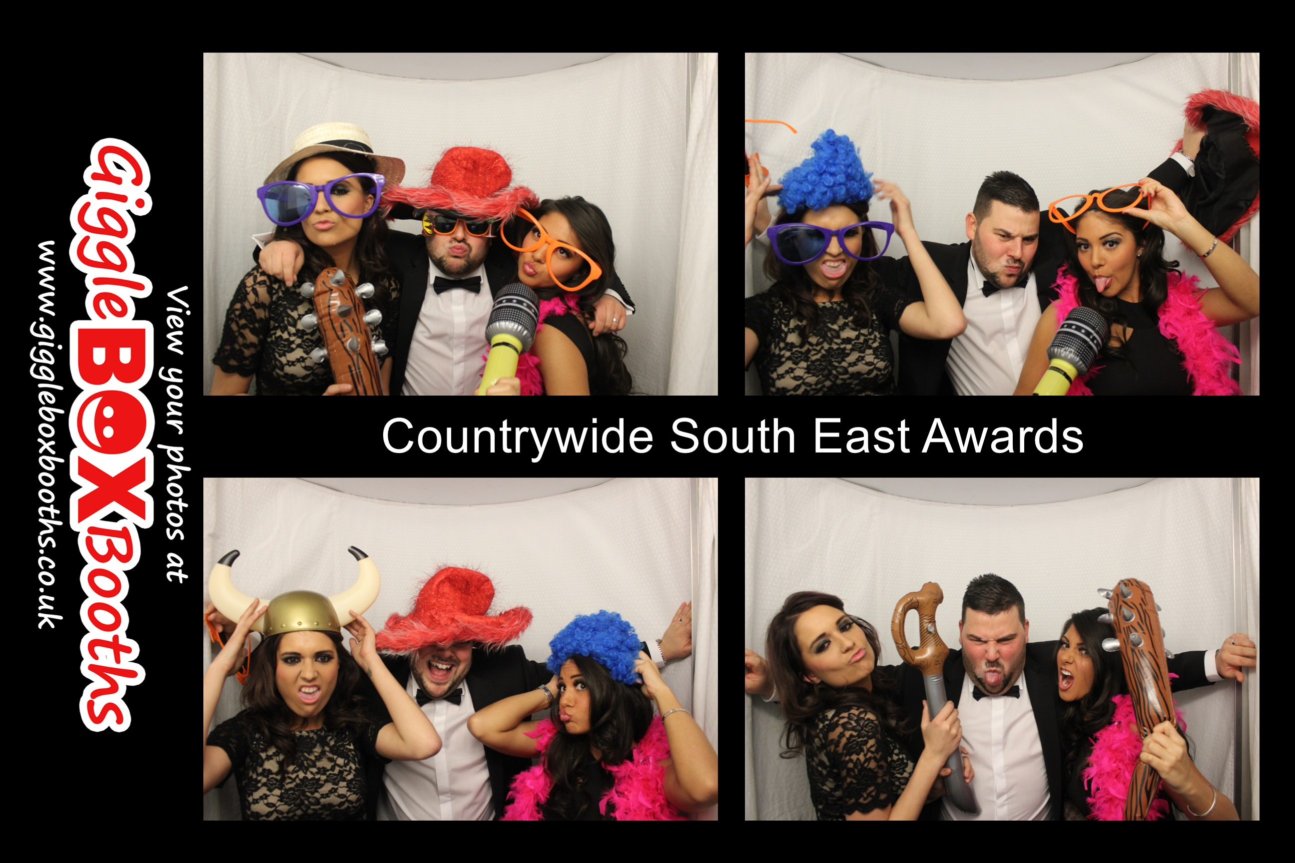 Photobooth hire for work parties