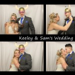 Photobooth hire at The Lawn Rochford