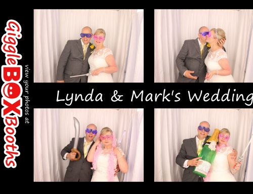 Photobooth hire at The Sands Southend – Lynda & Mark