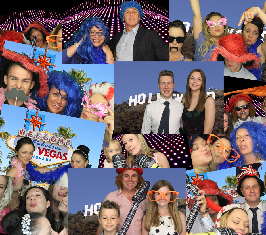 Green Screen Photobooth for Hire in Southend Essex