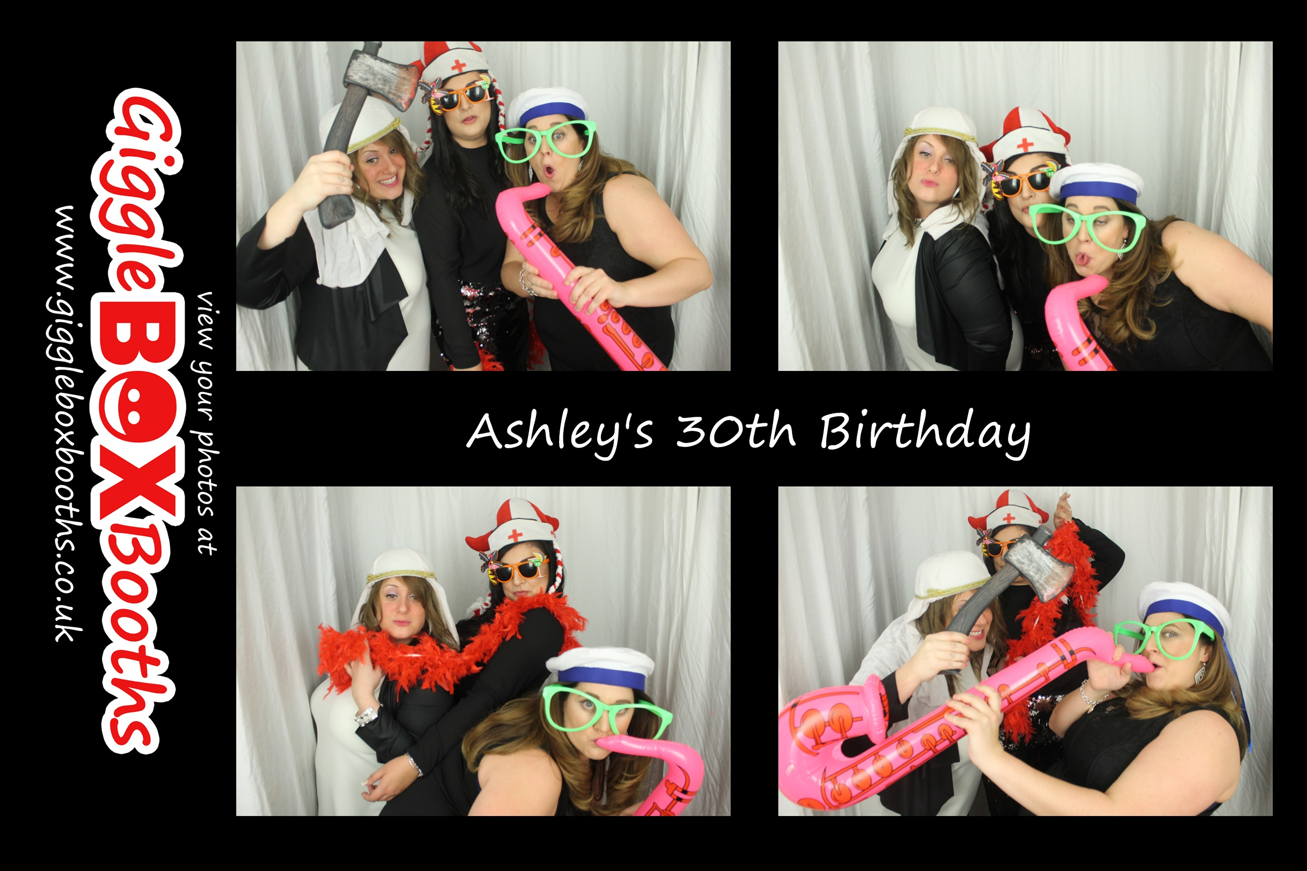 Photobooth Hire at The Willow Rooms Romford