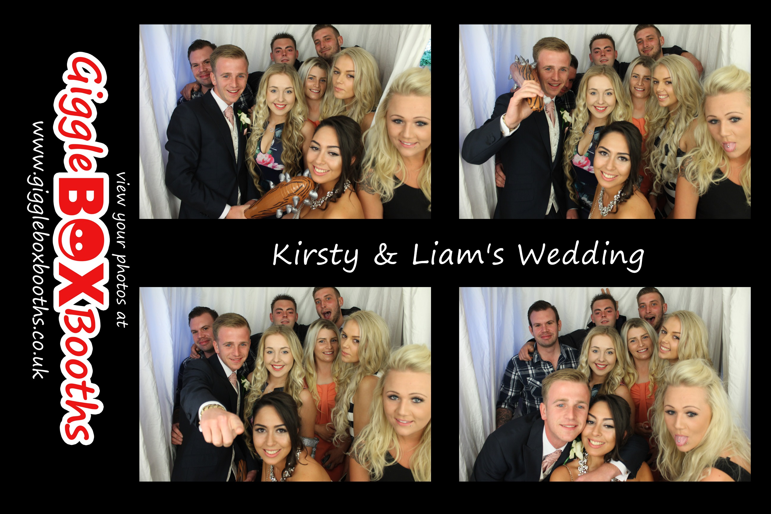 Photobooth Hire at Crabbs Barn Colchester