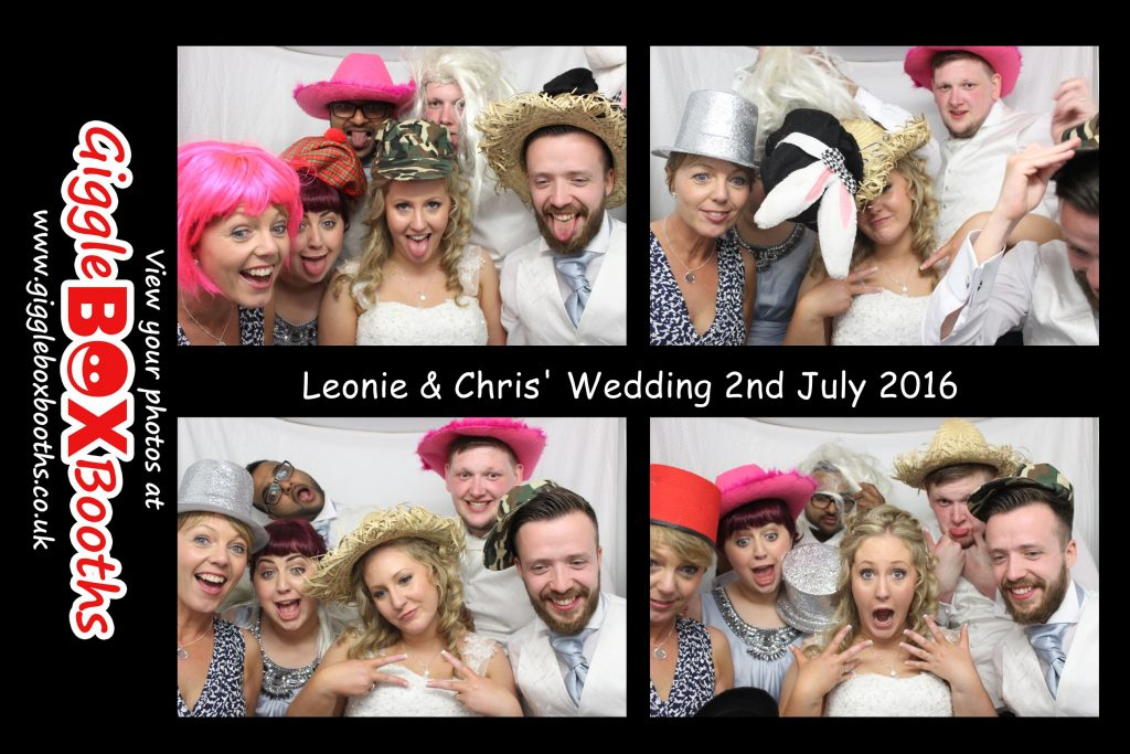 Photobooth Hire at Friern Manor Dunton