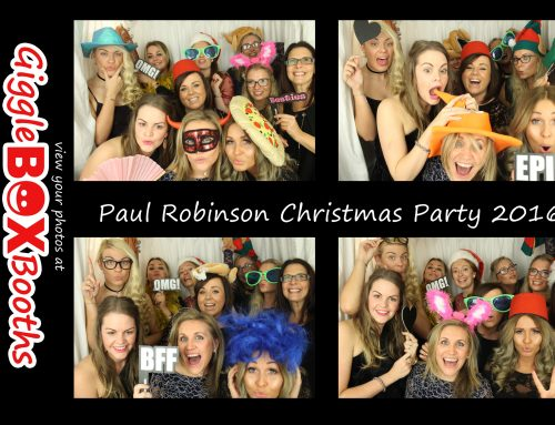 Photobooth hire in Southend On Sea for Christmas Parties Essex – Paul Robinson